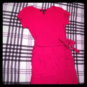 Bcbg jersey knit dress
